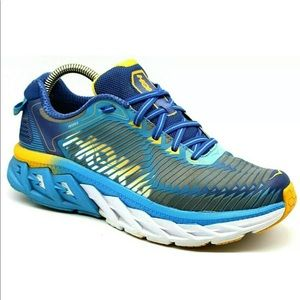 Hoka One One Womens Arahi Running Athletic Sneaker